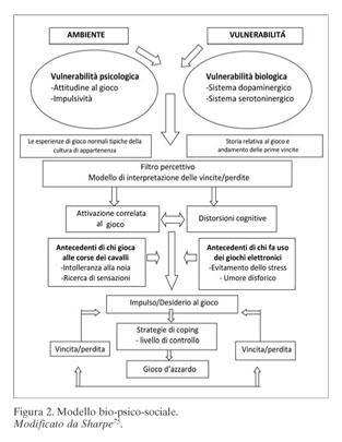 Disturbo Da Gioco D Azzardo Epidemiologia Diagnosi Modelli Interpretativi E Trattamento Rivista Di Psichiatria