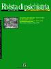2017 Vol. 52 Suppl. 1 al N. 6 November-December Percorso Diagnostico Terapeutico Assistenziale (PDTA) Raccomandazioni per il paziente con disturbo mentale negli Istituti Penitenziari italiani